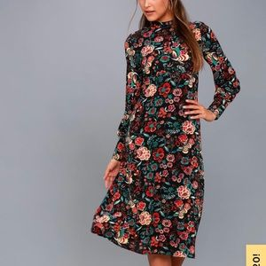 Lulu's midi dress! Never worn!